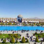 نگاهی به تاریخچه شهر زیبای اصفهان :
