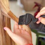 آموزش رنگ کردن مو در منزل سری ۲