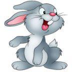 شعر یه روز یه آقا خرگوشه: