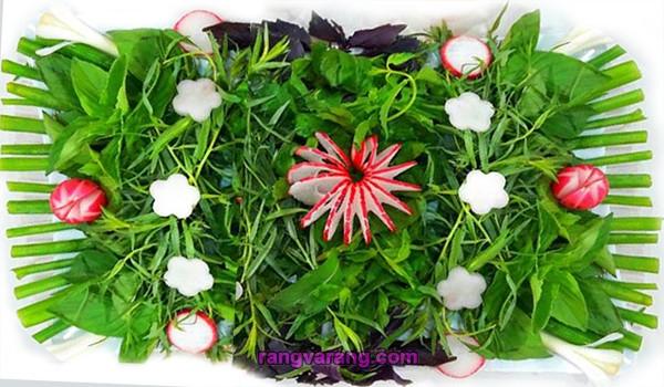 زمان کاشت سبزی خوردن و عکس سبزی خوردن