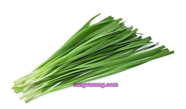 زمان کاشت سبزی خوردن - تره