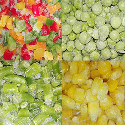 روش فریز کردن سبزیجات
