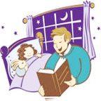 زمان و نحوه قصه گویی برای کودکان تا ۲ ساگی: