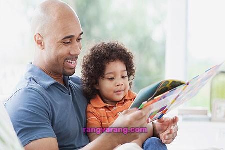 قصه گویی برای کودکان تا 2 سالگی