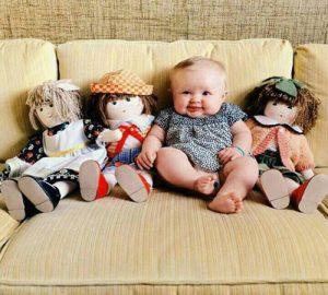 عکاسی از نوزادان و کودکان