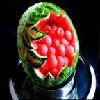 میوه آرایی شب یلدا سری ۱: