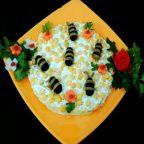 تزئین سالاد الویه سری ۴: