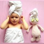 ایده عکاسی از نوزادان و کودکان سری ۵: