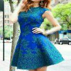 مدل لباس مجلسی سری ۹: