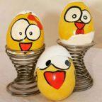 تزیین تخم مرغ رنگی سری ۱: