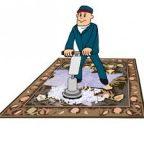 نحوه از بین بردن کپک فرش: