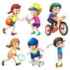 تاثیر و نقش ورزش در رشد کودکان سری ۱: