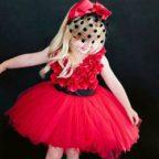 مدل لباس دخترانه سری ١: