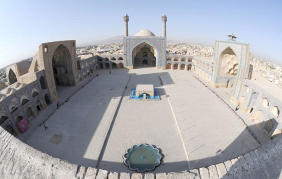 مسجد جامع (مسجد جمعه) اصفهان