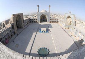 مسجد-جامع-اصفهان