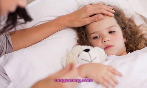 علائم اسهال در کودکان