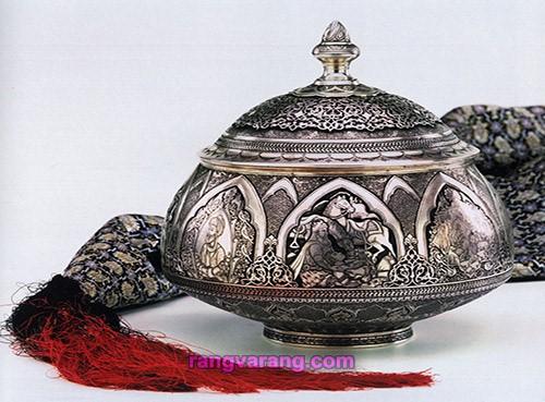 قلمزنی -صنایع دستی پر فروش اصفهان