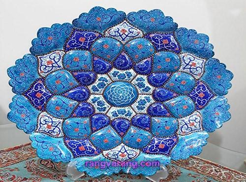 مینا سازی- صنایع دستی پر فروش اصفهان