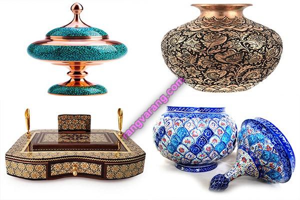 صنایع دستی پر فروش اصفهان