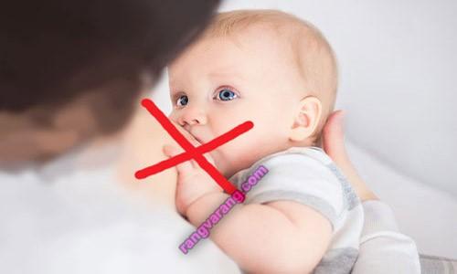 نکاتی درباره از شیر گرفتن کودک