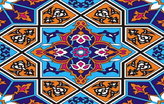 صنای دستی اصفهان - کاشی سازی