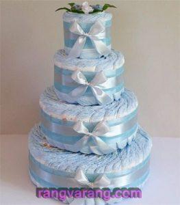کیک پوشکی