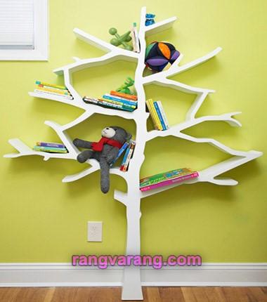 کتابخانه مدل درخت