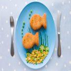 تزئین غذای کودک سری ١: