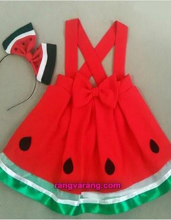مدل لباس شب یلدا کودکان