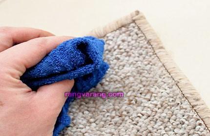 روشهای پاک-کردن-لکه-جوهر-از-روی-فرش