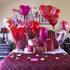 ایده تزئینات برای ولنتاین یا روز عشاق (٢):
