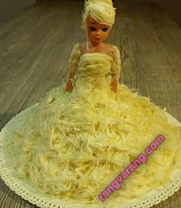 تزیین-پشمک شب یلدا عروس