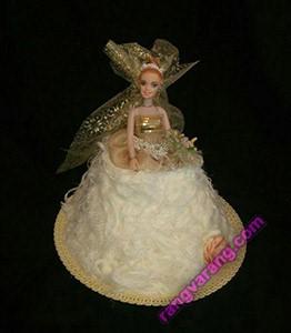 تزیین-پشمک شب یلدا عروسکی