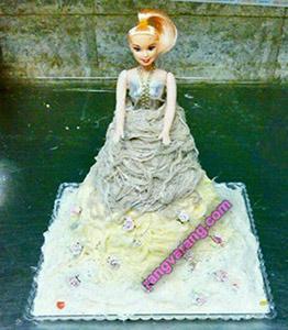 تزیین-پشمک برای عروس