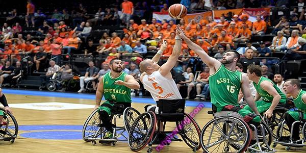 رشته های ورزشی- ورزش معلولین