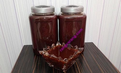 تهیه شیره انگور در منزل