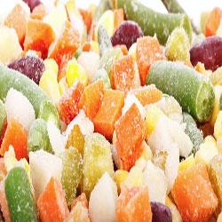 سبزیجات منجمد سالم هستند؟