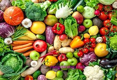 حفظ سلامتی در سفر با موادغذایی تازه و سالم