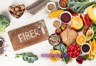 حفظ سلامتی در سفر با خوردن غذاهای فیبردار