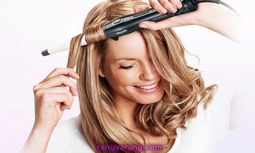 آموزش بافت مو و شینیون مو