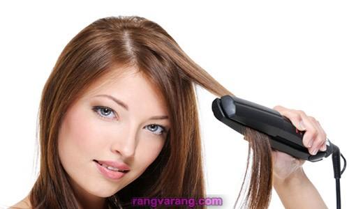 آموزش بافت مو - خودآرایی مو