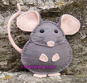 موش نمدی