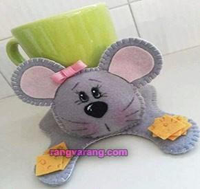 موش نمدی نماد سال 99