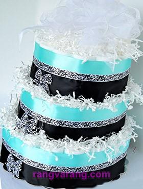 تزیین کیک پوشک