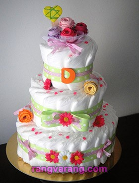 کیک پوشک