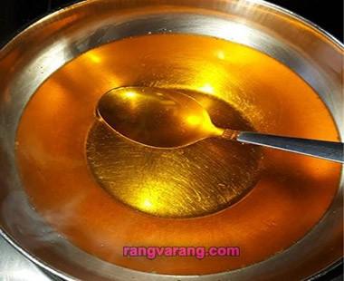 how to cook persian halva saffron