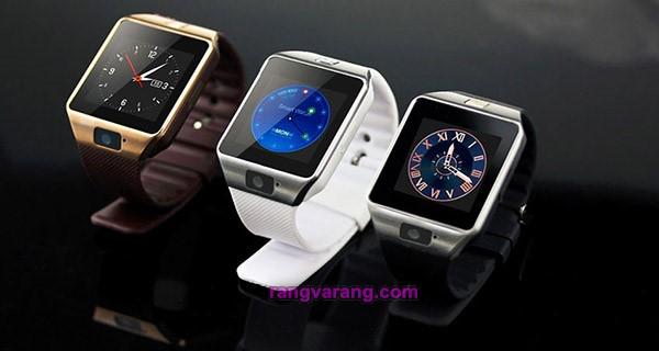 ساعت هوشمند سیمکارت خور  DZ09