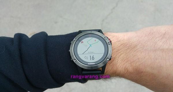 ساعت هوشمند گارمین FENIX5X