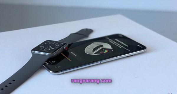 سازگاری ساعت هوشمند با تلفن همراه