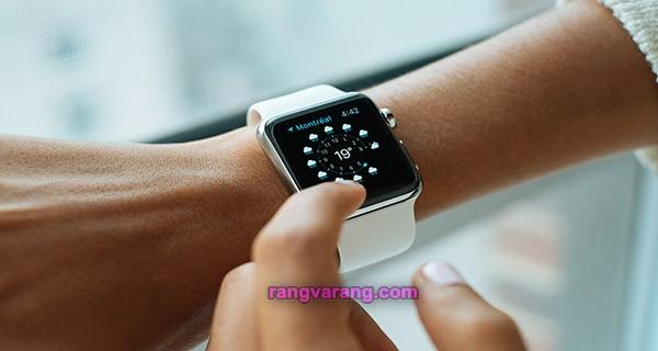 ظاهر ساعت هوشمند